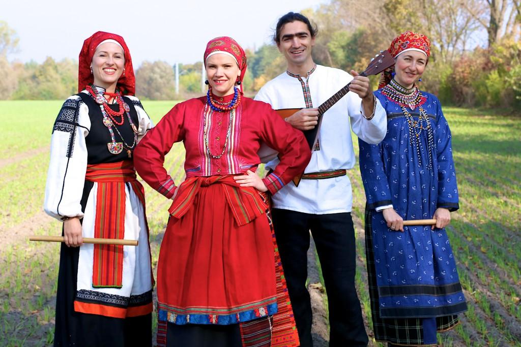 Russische Frauendiskussion geht um