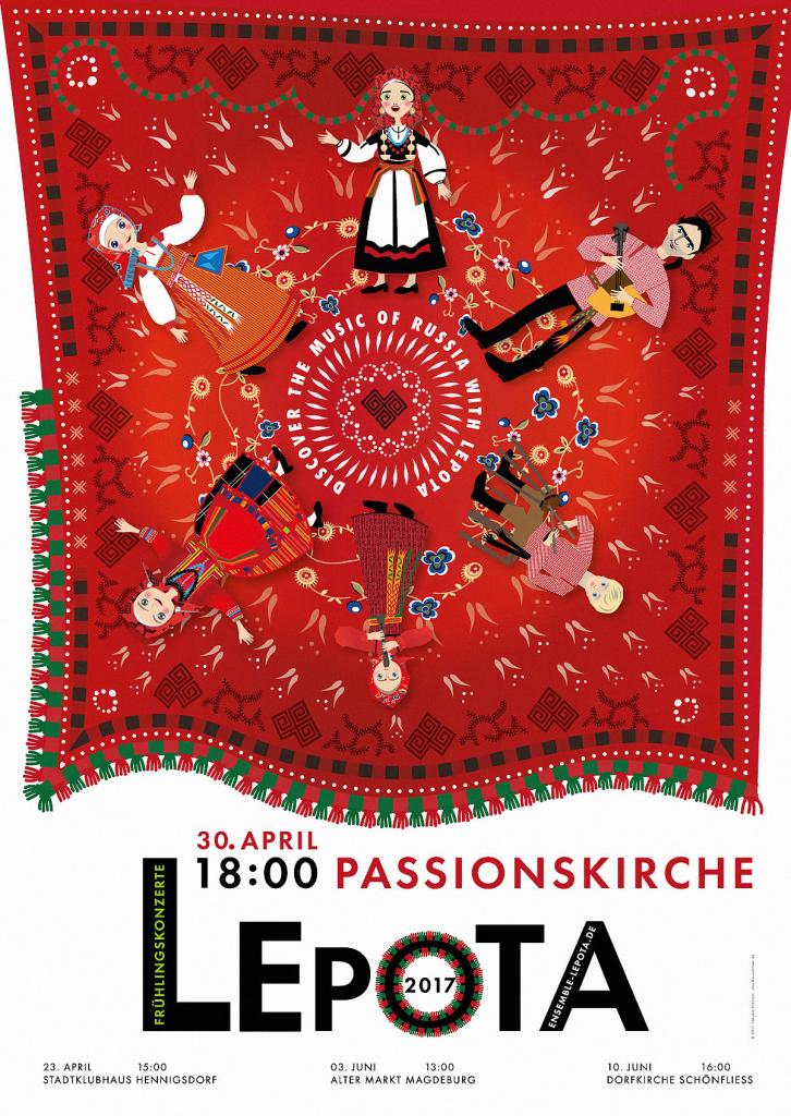 Ensemble-Lepota-Passionskirche